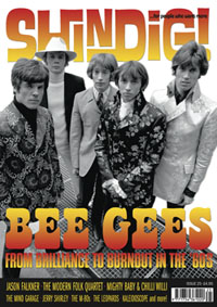 Shindig mag No. 25 with a feature on the Bee Gees