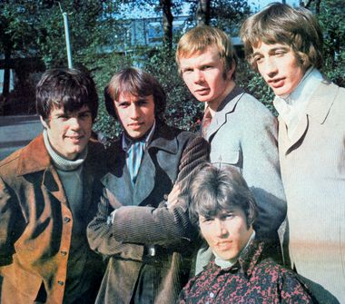 The Bee Gees (1967)